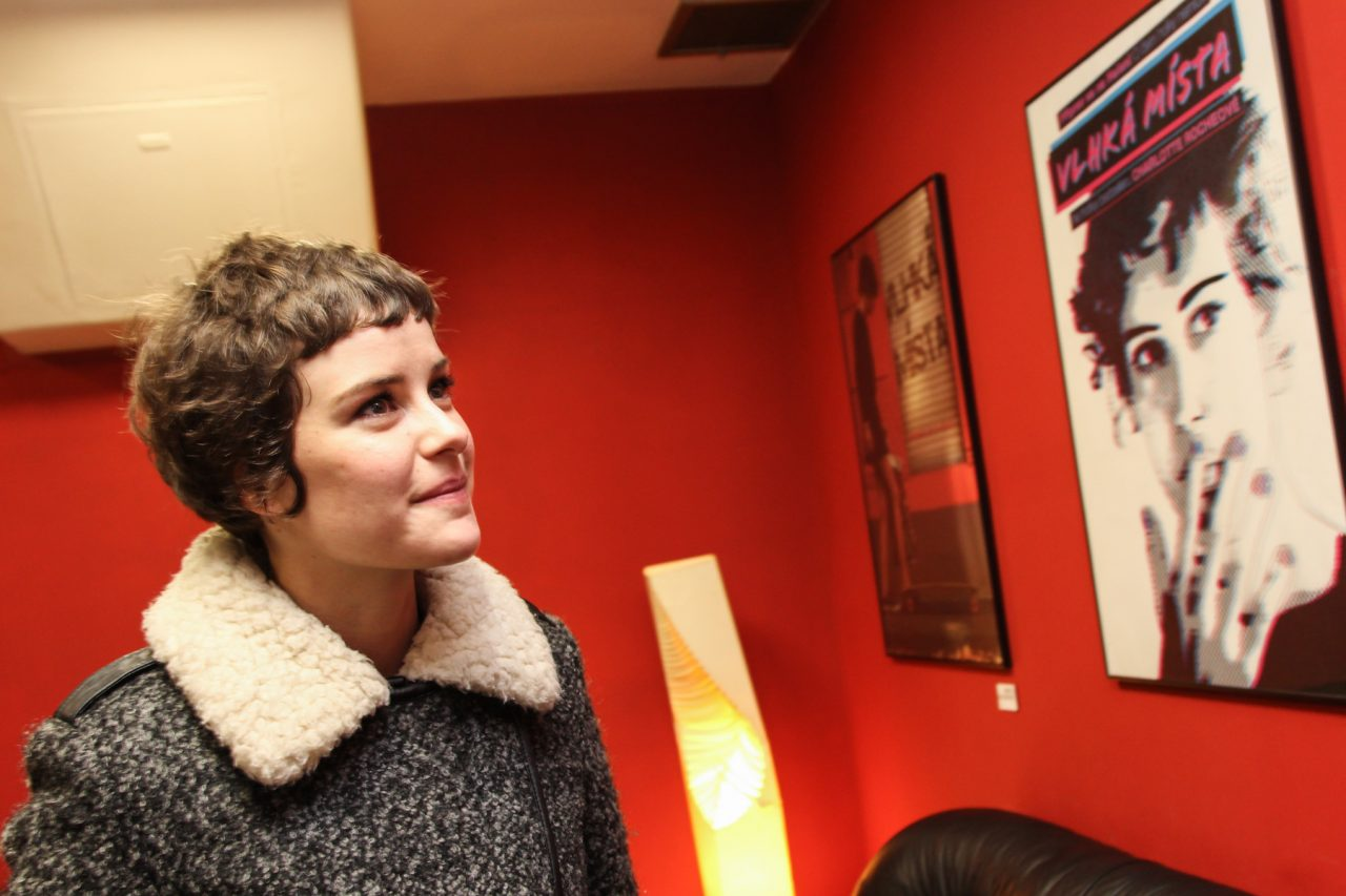 Feuchtgebiete Kinofilm Carla Juri bei der Biooko Kino premiere in Prag