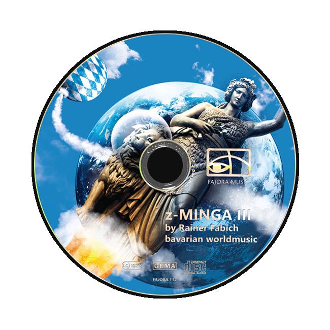 Zminga 3 CD