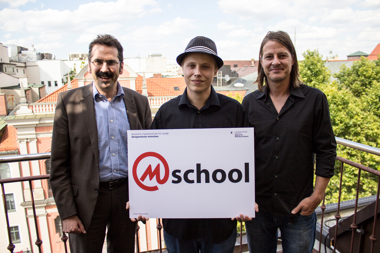 MatSchool Übergabe Logo