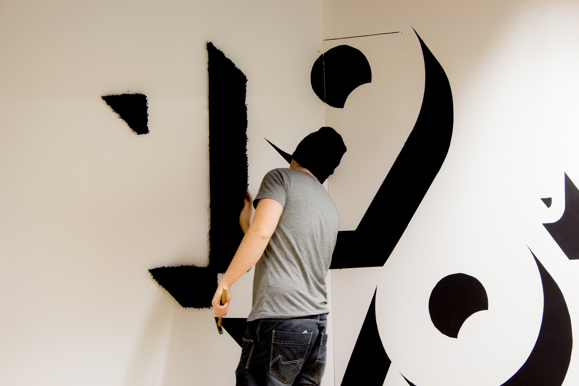 Making of 1970's Typography